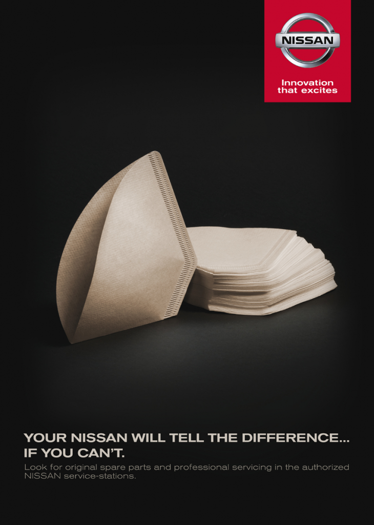 Nissan aftersales filter 2