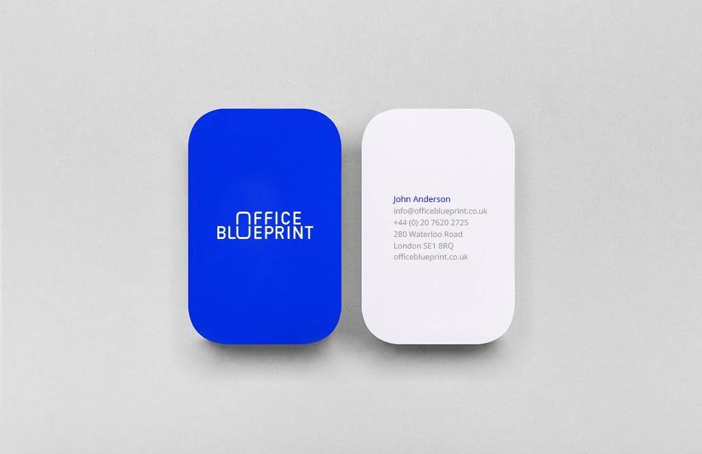 Office Blueprint - design by Boyko Taskov